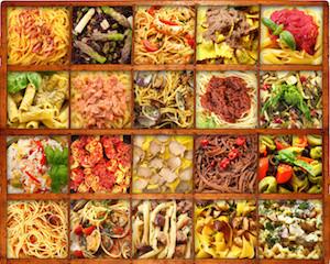 condimenti, sughi e odori italiani